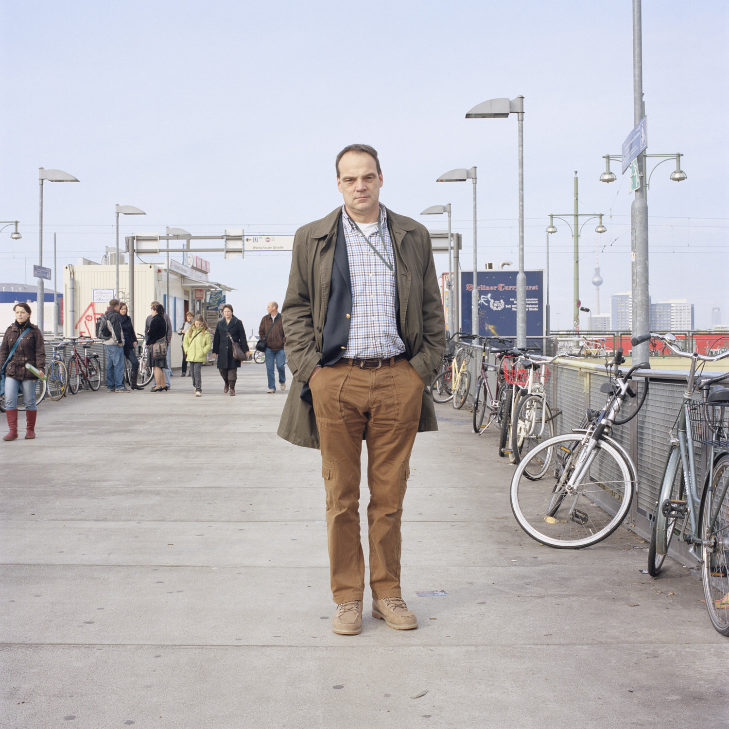 Andreas, 2008, from Berlin Project by Abby Storey