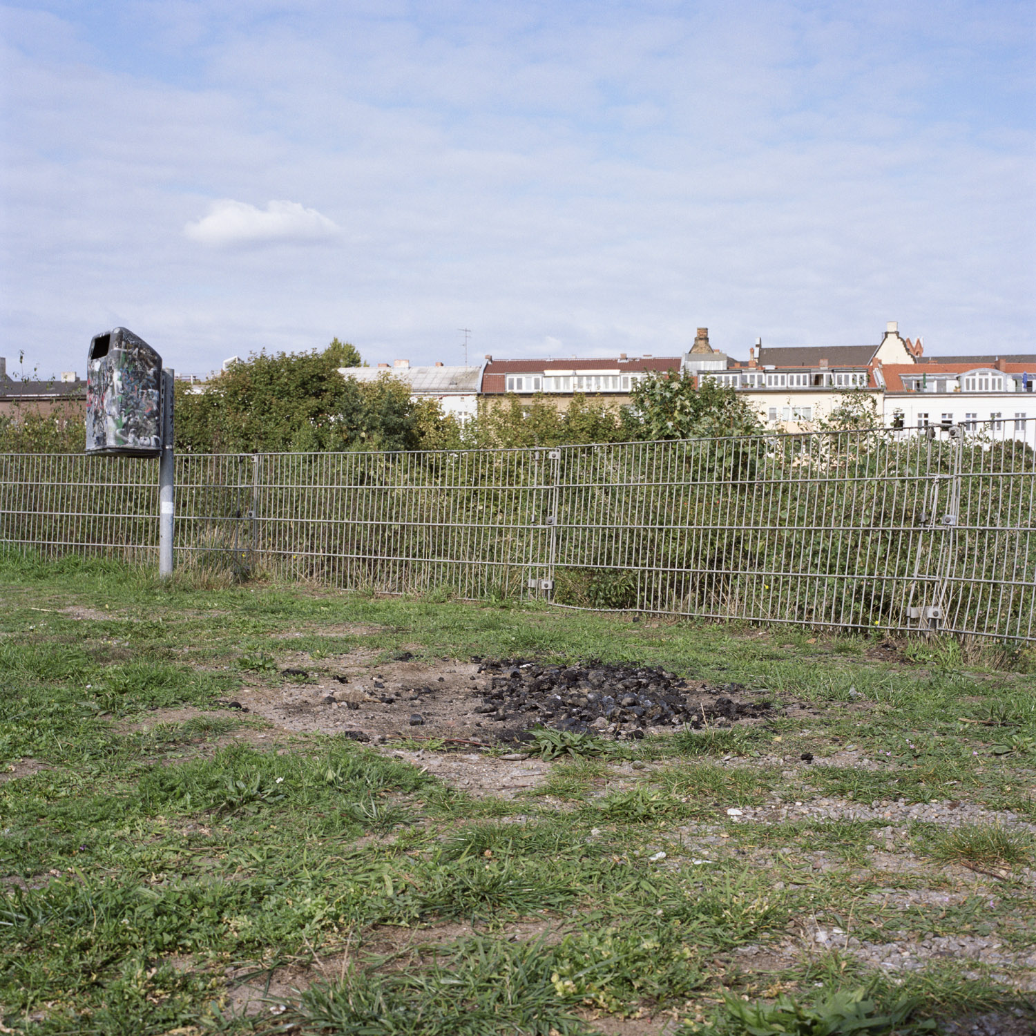 Ashes, 2008, From Berlin Project By Abby Storey