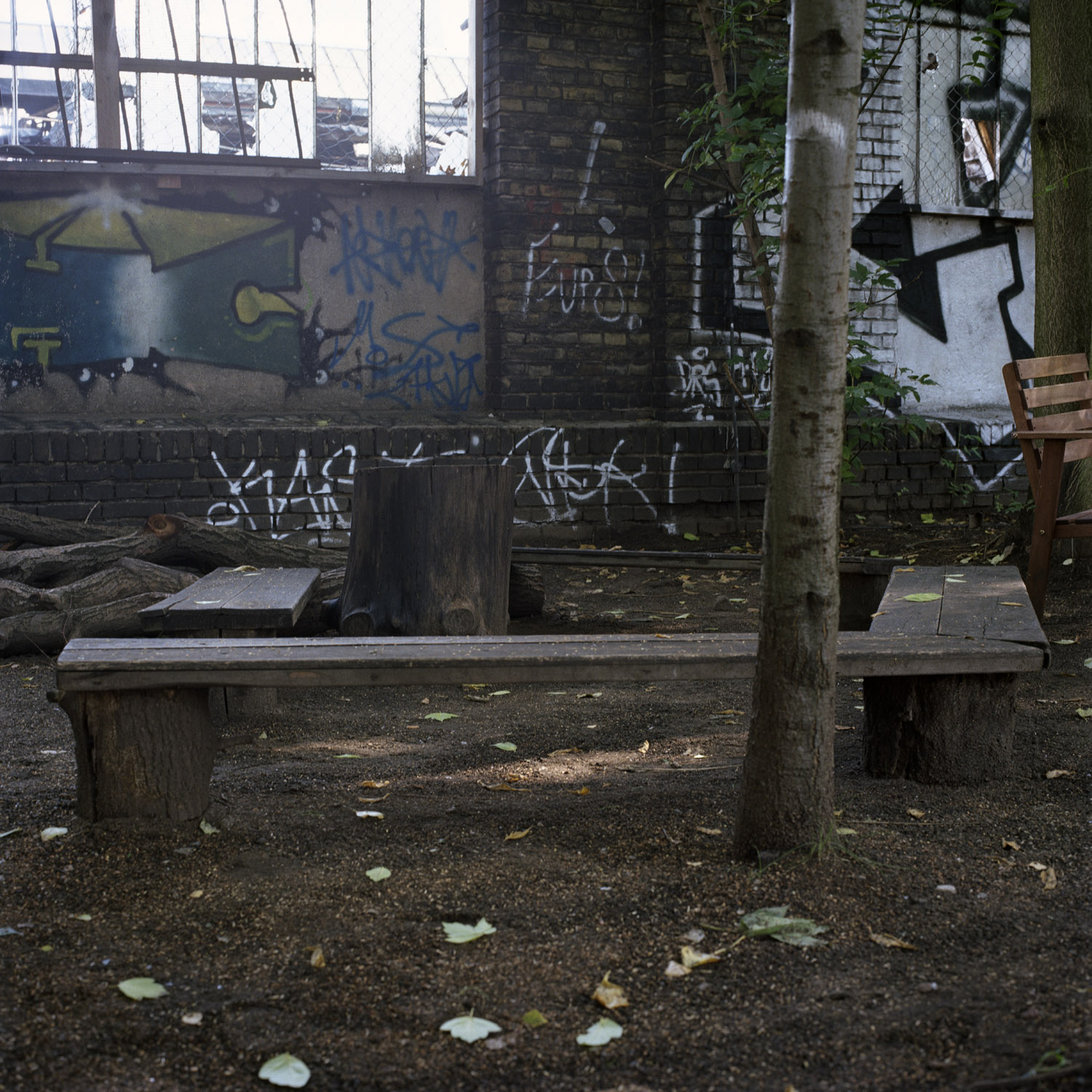 Berlin Interior, 2008, from Berlin Project by Abby Storey