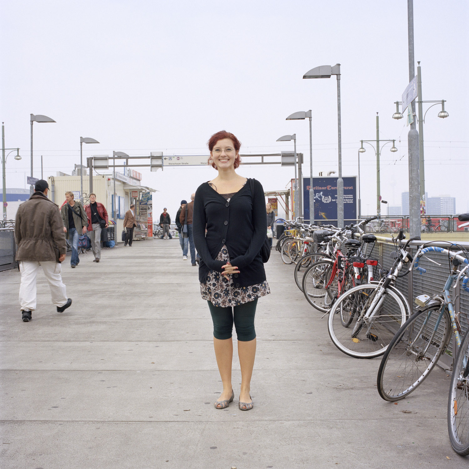 Claudia, 2008, from Berlin Project by Abby Storey