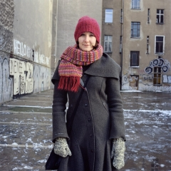 Dominique, 2008, from Berlin Project by Abby Storey