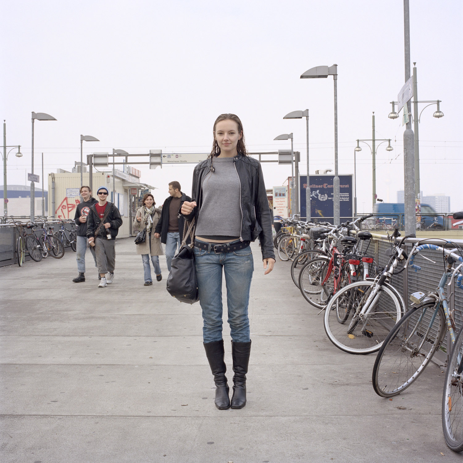 Franziska, 2008, from Berlin Project by Abby Storey