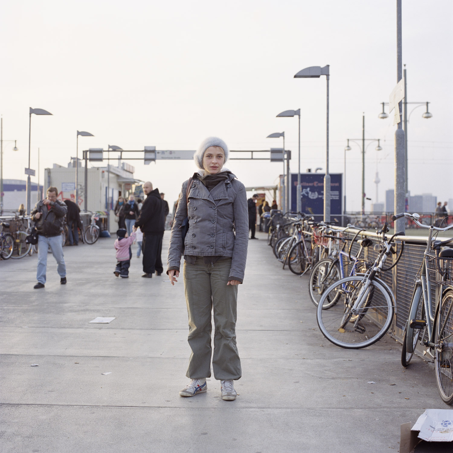 Henrike, 2008, From Berlin Project By Abby Storey
