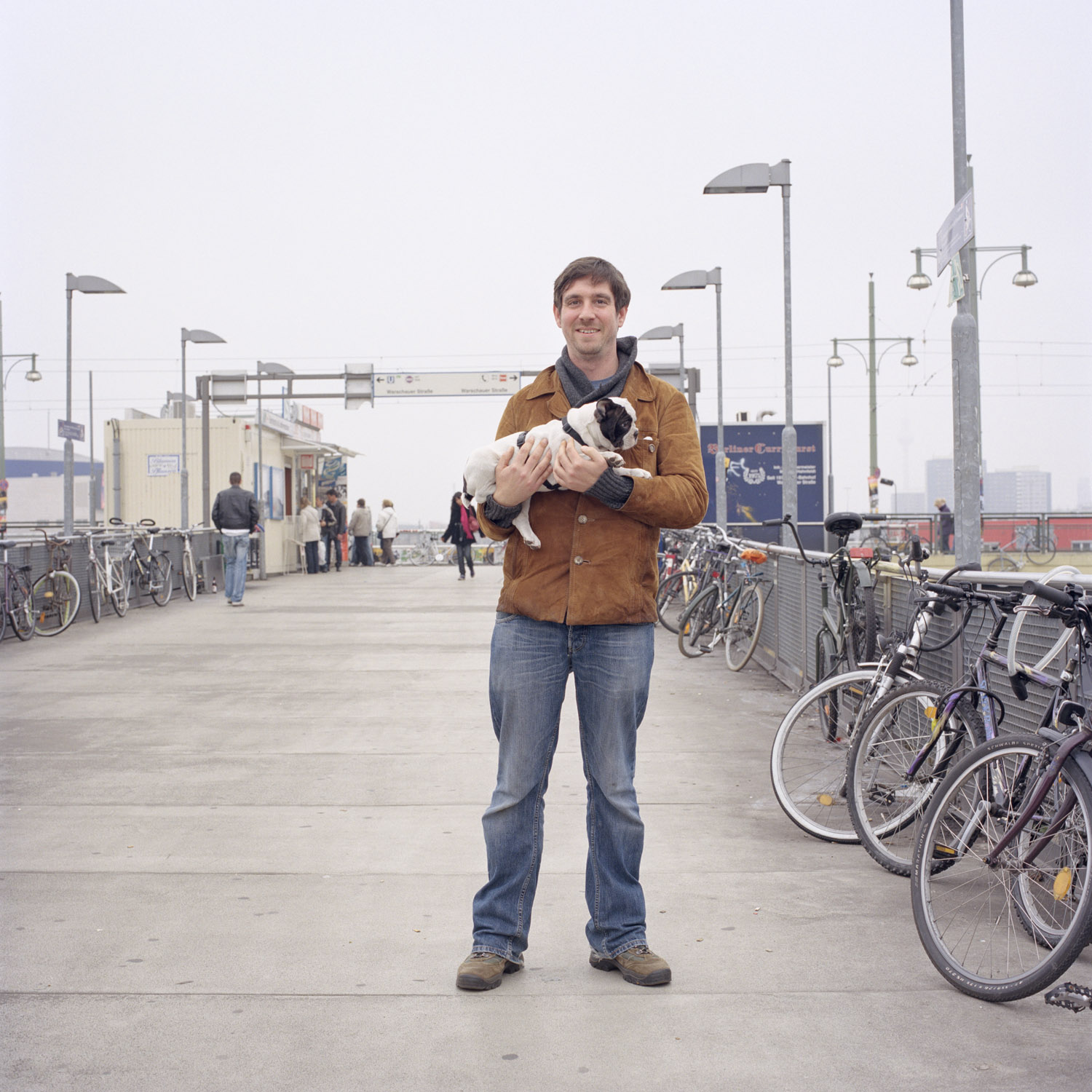 Joerg And Donnie, 2008, From Berlin Project By Abby Storey