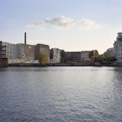 Kreuzberg Across the Spree, 2008, from Berlin Project by Abby Storey