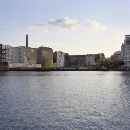 Kreuzberg Across the Spree, 2008, from Berlin Project by Abby Storey