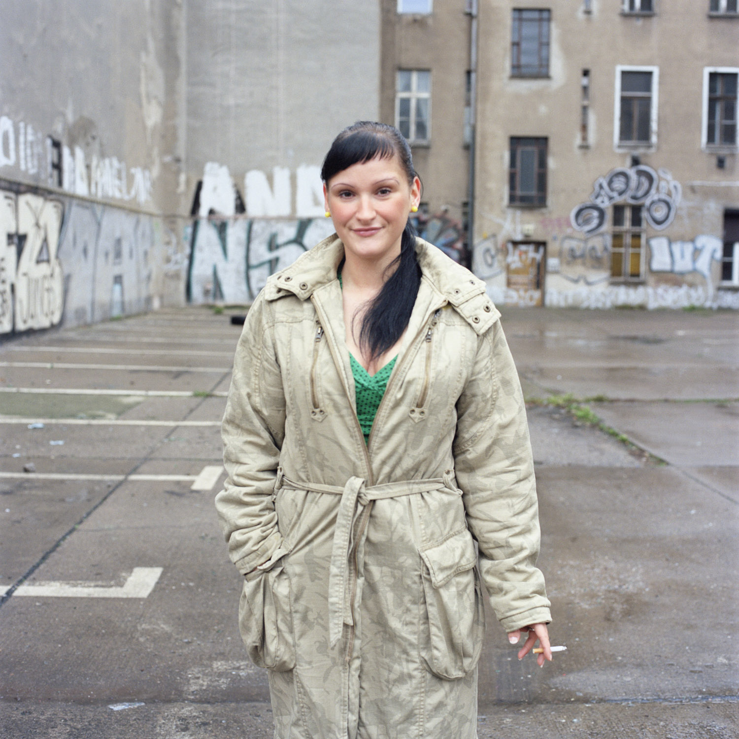 Nadine, 2008, from Berlin Project by Abby Storey