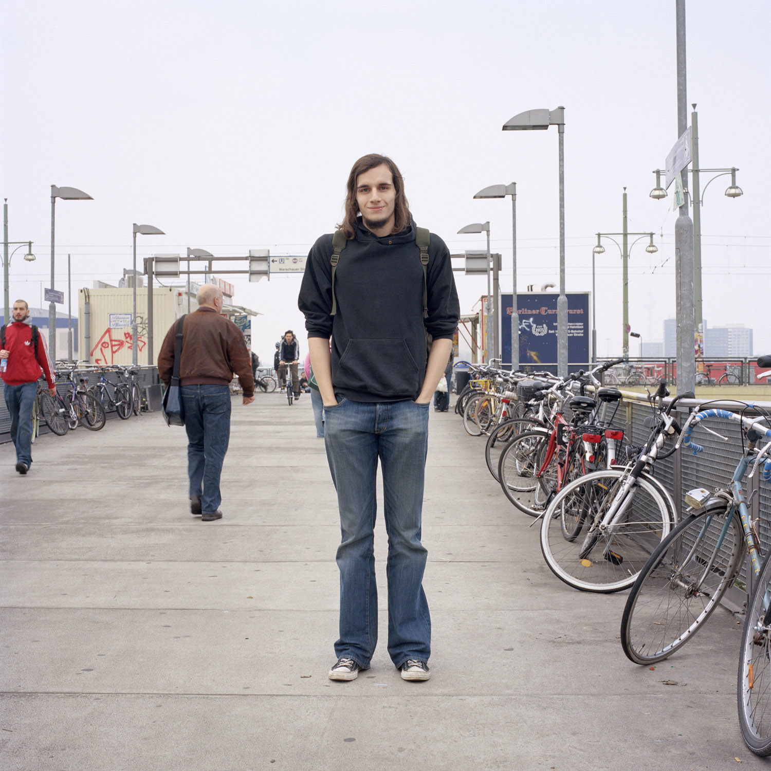 Patrick, 2008, from Berlin Project by Abby Storey