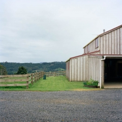 The Barn. Photograph by Abby Storey for the series Of the Land.